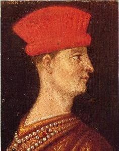 Gianfrancesco I Gonzaga (1395 – 23 September 1444) was Marquess of Mantua from 1407 to 1444. He was also a condottiero.