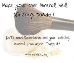 MYO Mineral Veil!