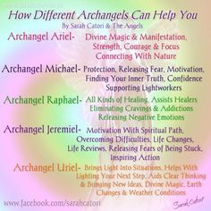 Seven Archangels | Dare to Dream |7 Archangels Names And Meanings