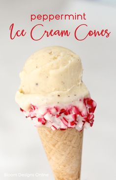 Peppermint Ice Cream