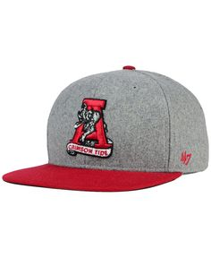 '47 Brand Alabama Crimson Tide Mirra Snapback Cap