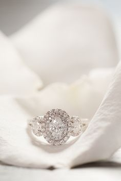 Vera Wang Declare Your Love Contest Engagement Ring for Zales by Jessica Haley