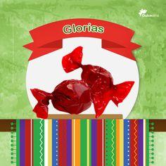 Disfruta del sabor mexicano de las Glorias. Un sabor que no puede faltar este mes. #México #DulceAlma #ConoceMéxico