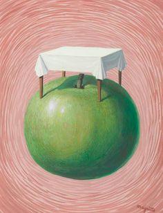 Rene Magritte René Magritte 1898 - 1967  More @ FOSTERGINGER At Pinterest
