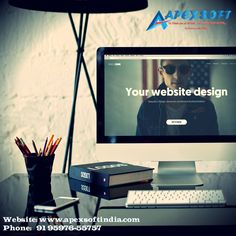 The website is an increasing importance of business life, whether it's a small business or medium size business (SMB) or big corporate firm, need a good presence online to hook customers. Our Web Designing in Madurai is perfect in the direction of making your website work for your business to grow locally and globally. Feel free to visit our website http://apexsoftindia.com