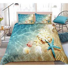 Ocean Bedding, Beach Bedding Sets, Blue Bedding Sets, Girls Bedding Sets, Coastal Bedding, Queen Bedding Sets, Duvet Bedding, Comforter Cover, Best Duvet Covers