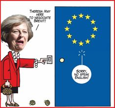 Political Humour - Brexit Brexit Humour, Riddle Puzzles, Theresa May Brexit, Anti Brexit, Shattered Dreams, Trump Card, Powerful Images, New World Order, Adult Humor