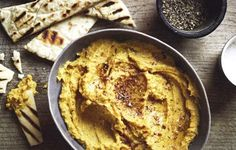 This delicious Moroccan roasted squash hummus is surprisingly simple and quick to make. INGREDIENTS 1 butternut squash, about peeled, deseeded and cubed 2 garlic cloves, bashed piece of. Roasted Squash, Butternut Squash, Vegan Recipes, Cooking Recipes, Delicious Recipes, Chef Gordon Ramsay, Recipes Appetizers And Snacks, Desserts, Ras El Hanout