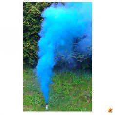 Rauchfackel Blau #pyrotechnik #pyro #rauch #rauchfackeln