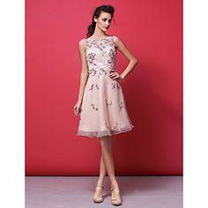 Платье ( Органза Трапеция/Принцесса - Лодочкой – RUB p. 9 014,20