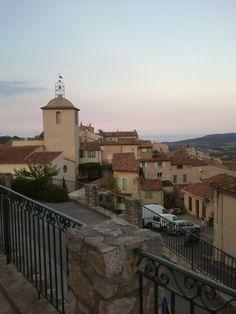 Saint Tropez inland village