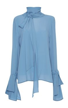 Long Sleeve Blouse by MARNI for Preorder on Moda Operandi