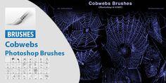 Cobwebs Photoshop Brushes Photoshop Brushes