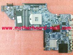 Replacement for HP 655489-001 Laptop Motherboard