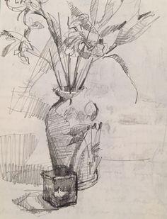 #sketchbook by Sarah Sedwick #art #drawing