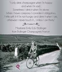Afbeeldingsresultaat voor lily bollinger quote