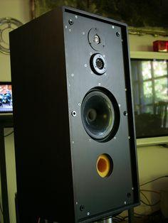 Spendor BC1A, BBC Monitor