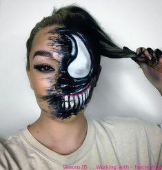 Halloween Makeup Clown, Scarecrow Makeup, Amazing Halloween Makeup, Halloween Kostüm, Halloween Costumes For Kids, Costumes Kids, Clown Makeup, Halloween Face Paint Scary, Mac Makeup
