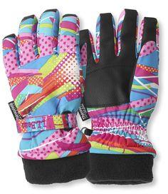Kids' Cold Buster Waterproof Gloves