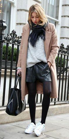 Quer aproveitar as peças do verão no inverno? Gloria Kalil ajuda a adaptar saias e shorts na estação mais fria | Chic - Gloria Kalil: Moda, Beleza, Cultura e Comportamento