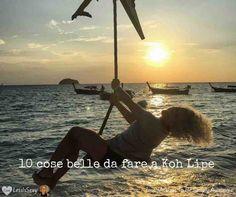 Sono sincera, ho pensato a lungo prima di scrivere 10 cose belle da fare a Koh Lipe perché è un'isola piccola e bellissima. Una perla, fragile come la rosa del Piccolo Principe. Da proteggere. Te l'affido con amore, certa che saprai prendertene cura se deciderai di andarci. #LessIsSexy #Travelling #KohLipe #Thailand