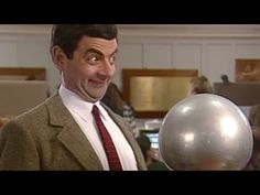 Mr Bean makes a nuisance of himself at a school open day, eventually causing trouble with static electricity from a Van de Graaff generator. School Opening, Opening Day, Mr Bean Cartoon, Charlie Chaplin, Going Back To School, Vintage Movies, Feel Good, Comedy, Beans