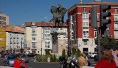 Estatua-de-Cid-en-Burgos