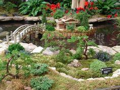 LUV this!!! asian miniature garden | Visit sugarcreekgardens.wordpress.com