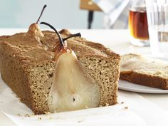 Poached Pear Bread combines sweet fruit and tender quick bread together in one pan. The bread is remarkably easy to make, we promise—watc...