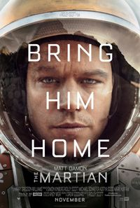 The Martian (2015) (film review by Mark R. Leeper).