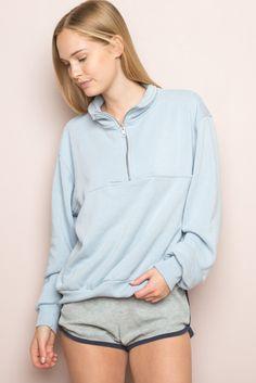 Isabella Sweatshirt - Sweaters - Clothing