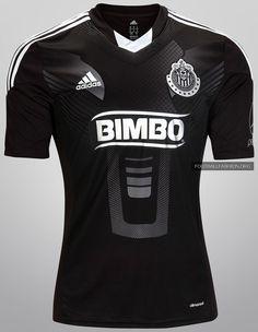 Chivas de Guadalajara 2013 adidas Third Jersey