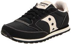 Saucony Originals Men's Jazz Low Pro Vegan Sneaker,Black/Oatmeal,8.5 M
