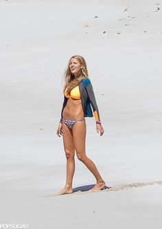 Exclusive Pictures: Blake Lively Shows Off Her Insanely Hot Bikini Body