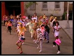"""Day 9: a song that you can dance to...""""Electric Boogie (Electric Slide"""" by Marcia Griffiths! Boogie Woogie Woogie!"""