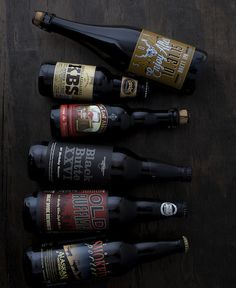 """Can You Age Beer?"" - @wineenthusiast tells why you should age some brews alongside your vino. #craftbeer #cellar"