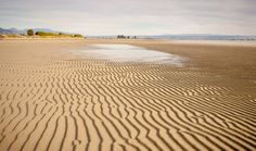 Tidal Lines, Back Beach, Nelson, NZ