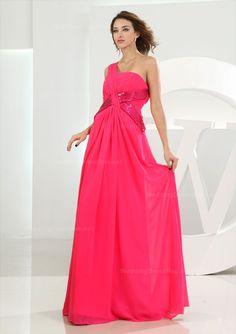 Has one shoulder bridesmaids dresses