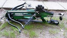 My homemade double crossbow                              …