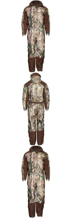 Coveralls 177869: Rocky Hw00196 Prohunter Waterproof Insulated Camo Coveralls Apx Lg Apx -> BUY IT NOW ONLY: $109.99 on eBay!