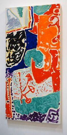 Patrick Heron - 5-6 September 1996. Abstract Words, Abstract Art, Abstract Paintings, Tate St Ives, Patrick Heron, Modern Art Movements, 6 September, Art History, Printmaking