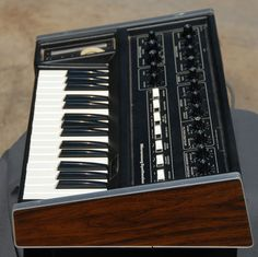 MATRIXSYNTH: MOOG micromoog vintage analog synthesizer