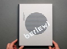 A book about Henryk Berlewi designed by fontarte. Another polish designduo which specializes in experimental typography.