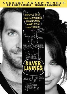 Bradley Cooper and Oscar winner Jennifer Lawrence star in this tale of redemption hope, friendship and love.
