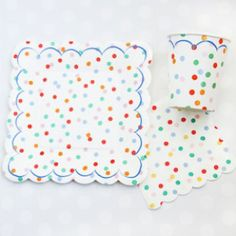 Toot Sweet Spotty Collection - great party supply site