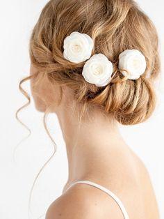 Bridal Hair Pins Roses – Florentes