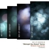 Midnight Sun Bokeh Bundle #photography #Photoshop #actions #effects #backgrounds