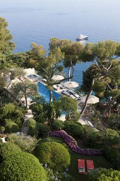 #travel: Villa La Pausa