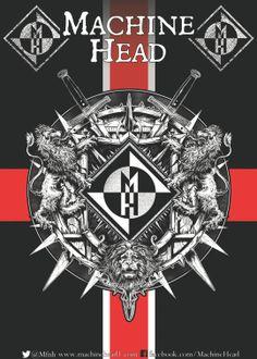 Machine Head New Image!
