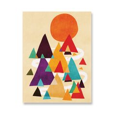 Mountains Calling by Budi Kwan.
